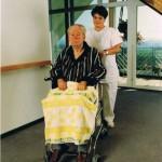 Transfereinheit - bequemer Transfer des Patienten