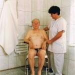 Transfereinheit - erneuter Transfer des Patienten